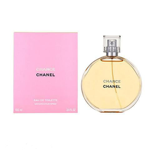 Chance 100ml EDT Spray For Women By Chanel