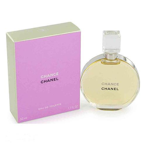 Chance 50ml EDT Spray For Women By Chanel