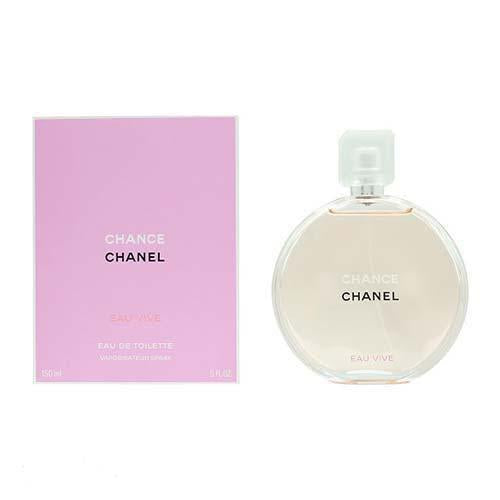 Chance Eau Vive 150ml EDT Spray For Women By Chanel