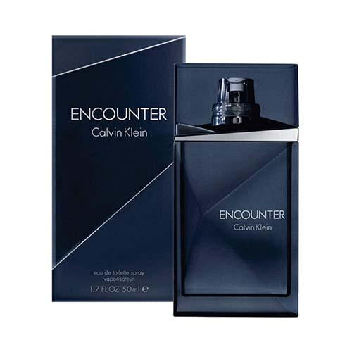 Ck Encounter 50ml EDT Spray for Men (Damage Box) by Calvin Klein