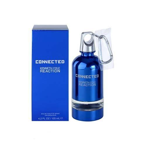 Connected 125ml EDT Spray for Men By Kenneth Cole