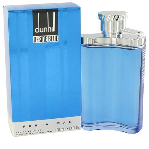 Desire Blue 100ml EDT Spray For Men By Alfred Dunhill