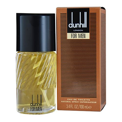 Dunhill For Men 100ml EDT Spray  (Brown Tall Box) For Men By Alfred Dunhill