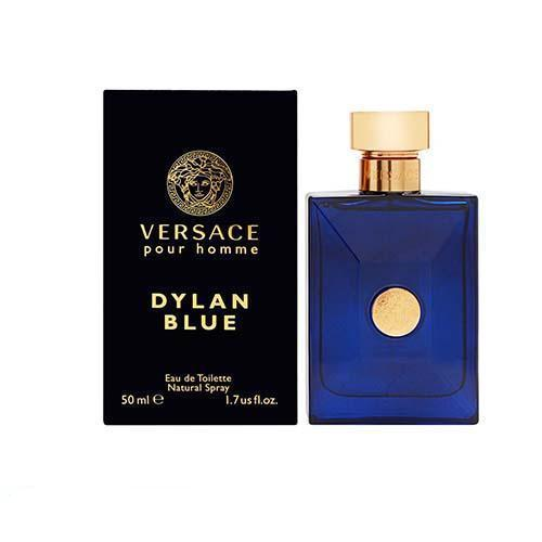 Versace Pour Homme Dylan Blue 50ml EDT Spray For Men By Versace
