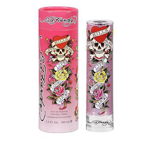 Ed Hardy 100ml EDP Spray for Women by Ed Hardy