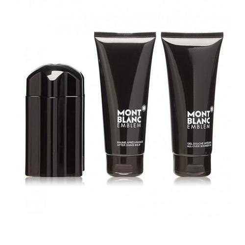 Emblem 3Pc Set For Men By Mont Blanc