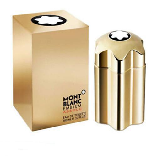 Emblem Absolu 100ml EDT Spray for Men By Mont Blanc