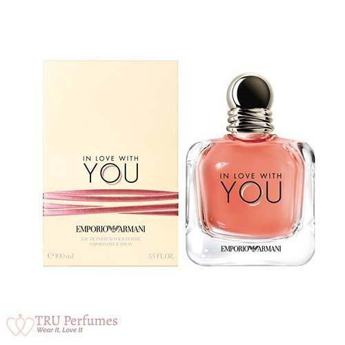 Emporio Armani In Love With You 100ml EDP Spray For Women By Armani