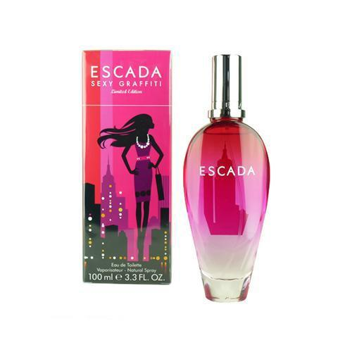 Escada Sexy Graffiti 100ml EDT  Spray for Women by  Escada