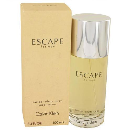 Escape 100ml EDT Spray For Men By Calvin Klein
