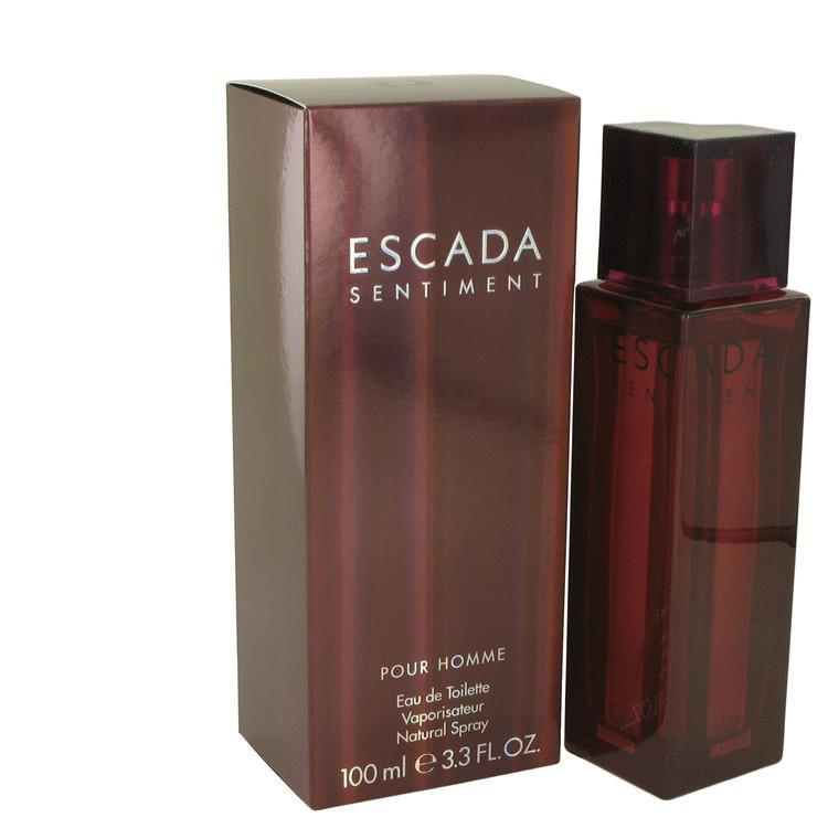 Escada Sentiment Eau De Toilette Spray By Escada