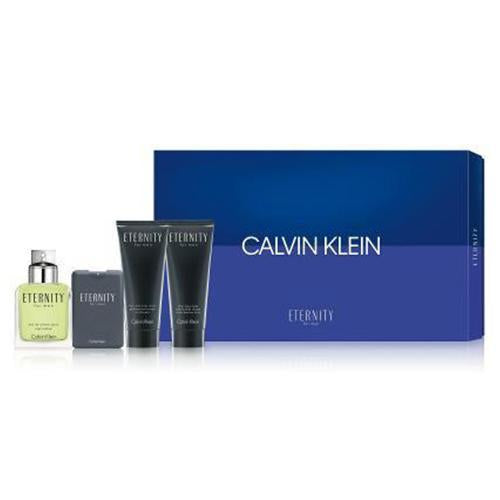 Eternity 4Pc Set For Men By Calvin Klein