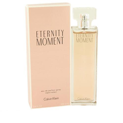 Eternity Moment 100ml EDP Spray For Women By Calvin Klein