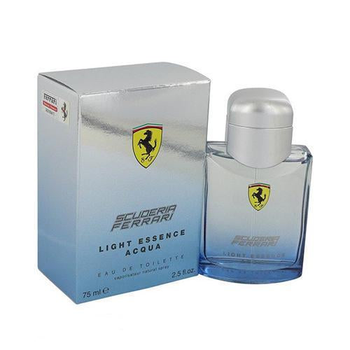 Ferrari Light Essence Acqua 125ml EDT Spray For Men By Ferrari