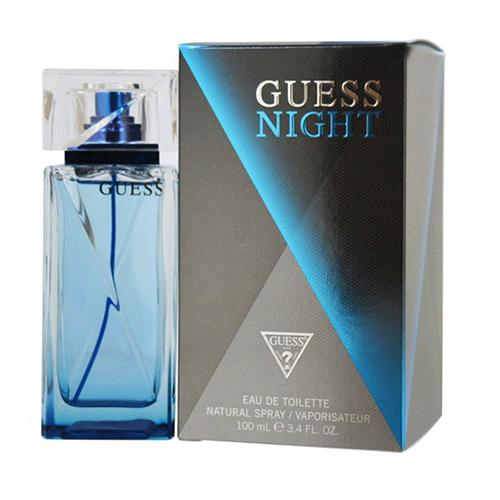 Guess Night 100ml EDT Spray By Guess