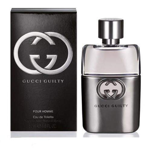 Guilty Men 50ml EDT Spray For Men By Gucci