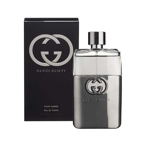 Guilty Men 90ml EDT Spray For Men By Gucci