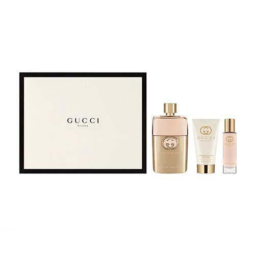 Guilty Pour Femme 3Pc Gift Set for Women by Gucci