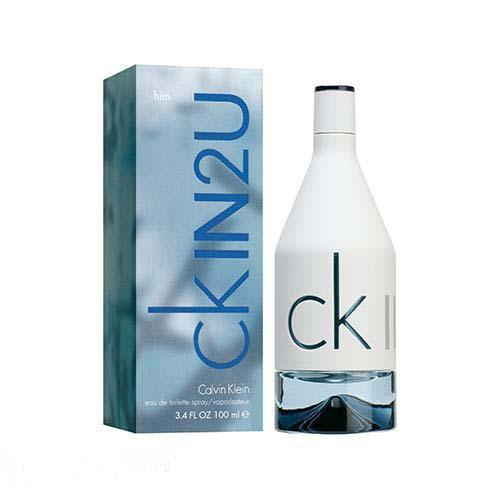 In2U 100ml EDT Spray For Men By Calvin Klein