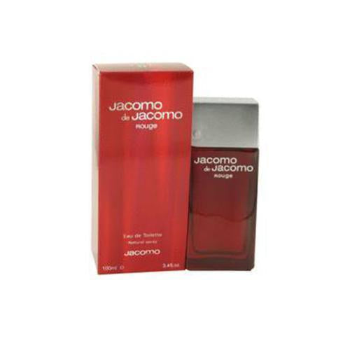 Jacomo De Jacomo Rouge 100ml EDT Spray For Men By Jacomo