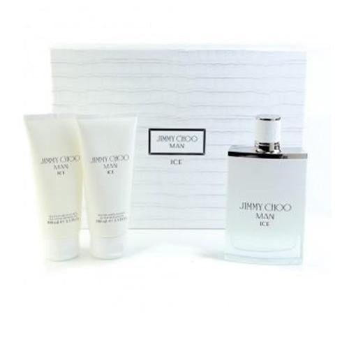 Jimmy Choo Ice 3Pc Set For Men By Jimmy Choo
