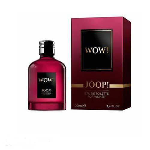 Joop Wow Women 100ml EDT Spray For Women By Joop