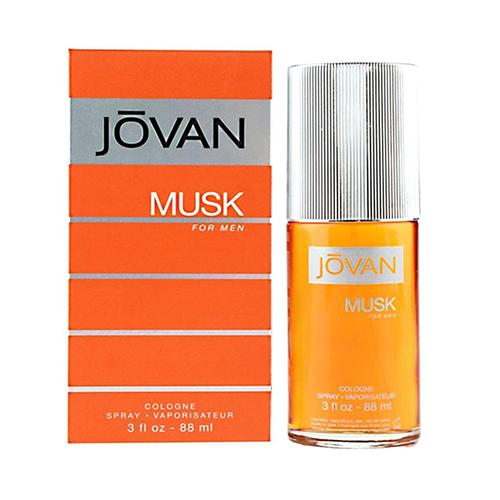 Jovan Musk Men 88ml EDC Spray For Men By Jovan