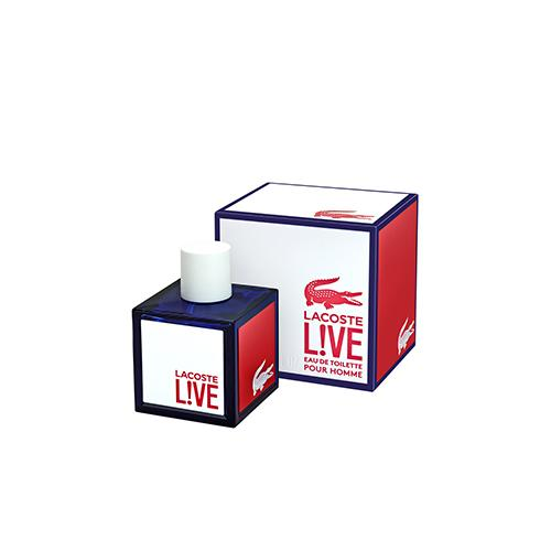 Lacoste Live  100ml EDT Spray  For Men By Lacoste