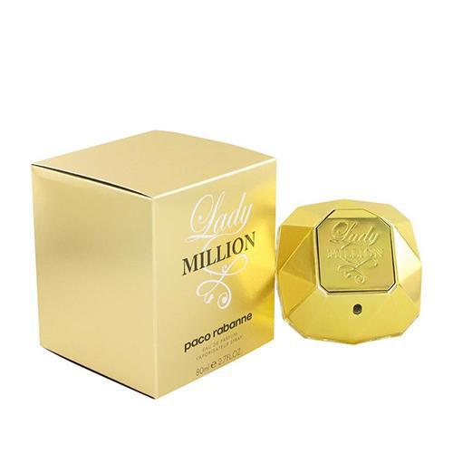 Lady Million 80ml EDP Spray For Women By Paco Rabanne