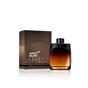 Legend Night 100ml EDP Spray for Men by Mont Blanc