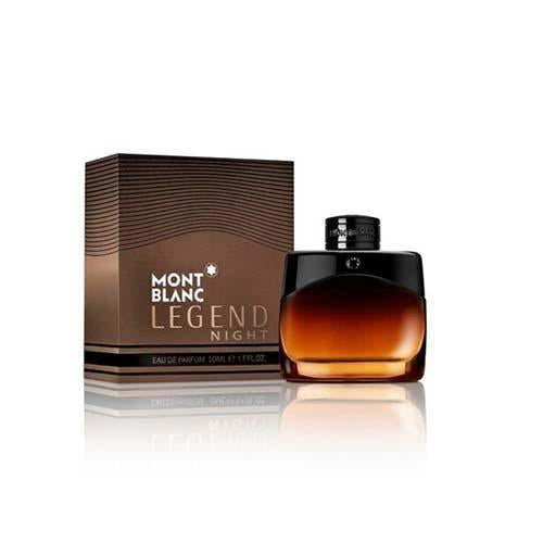 Legend Night 50ml EDP Spray For Men By Mont Blanc