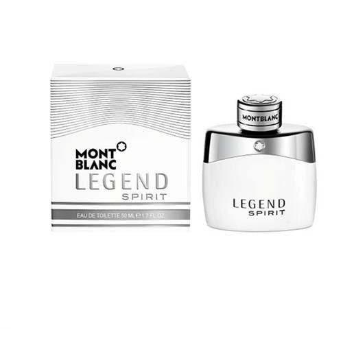 Montblanc Legend Spirit 50ml EDT Spray For Men By Mont Blanc