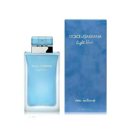 Light Blue Intense 100ml EDP Spray For Women By Dolce & Gabbana