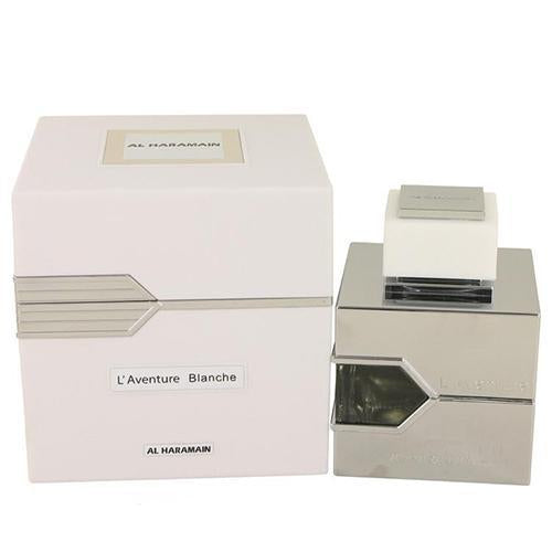 L'aventure Blanche 100ml EDP Spray By Al Haramain