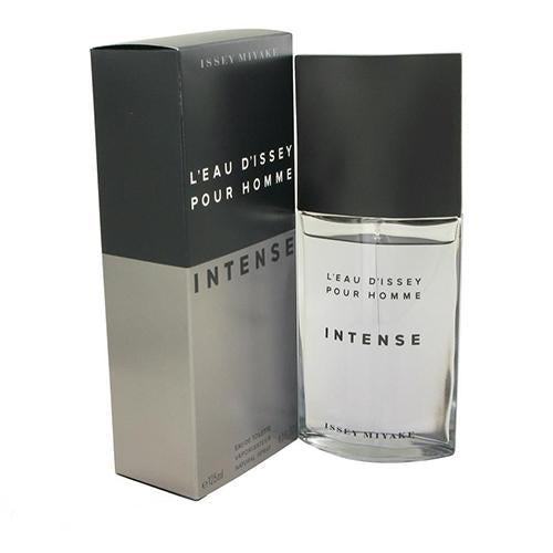 L'eau D'issey Pour Homme Intense 125ml EDT Spray For Men By Issey Miyake