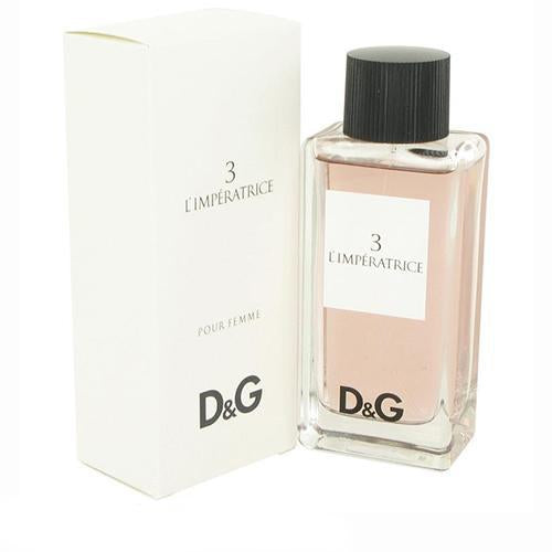 L'Imperatrice 3 100ml EDT Spray For Women By Dolce & Gabbana