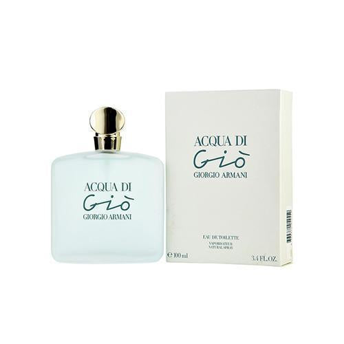 Ladies Acqua Di Gio 100ml EDT for Women by Armani