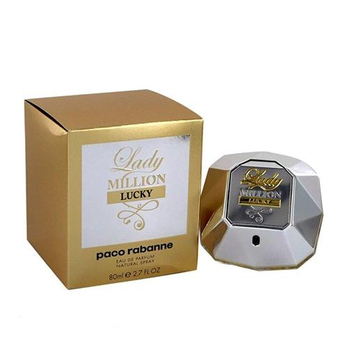 Lady Million Lucky 80ml EDP Spray For Women By Paco Rabanne
