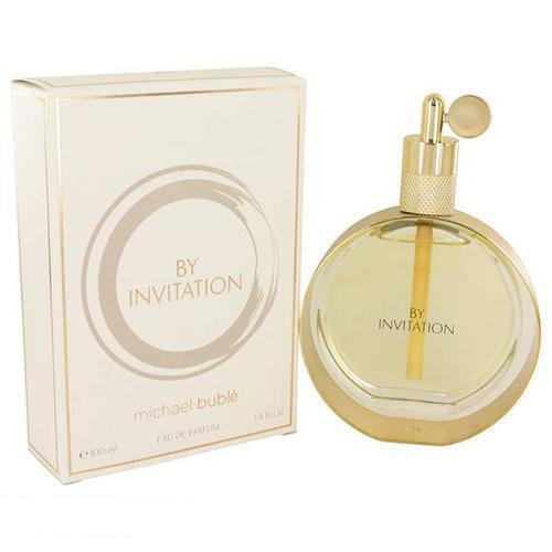 Michael Buble By Invitation 100ml EDP  Spray for Women by  Michael Buble
