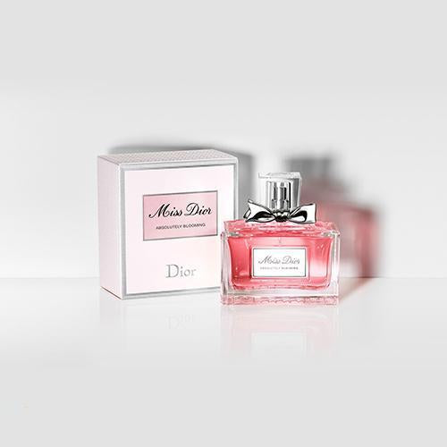 Miss Dior Absolutely Blooming 50ml EDP Spray For Women By Christian Dior