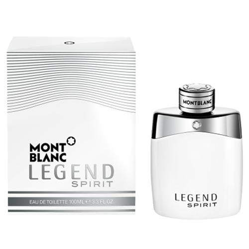 Montblanc Legend Spirit 100ml EDT Spray For Men By Mont Blanc