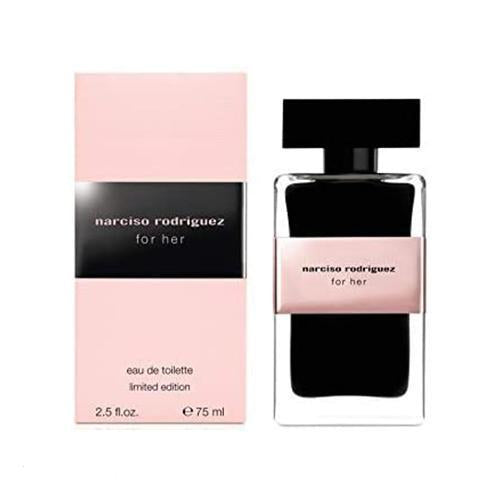 Narciso Rodriguez 75ml EDT Spray For Women By Narciso Rodriguez