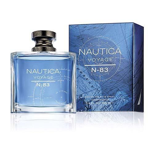 Nautica Voyage N83 100ml EDT for Men by Nautica