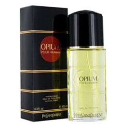 Opium Pour Homme 100ml EDT Spray For Men By Ysl