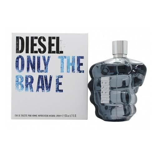 Only The Brave 200ml EDT Spray for Men by Diesel