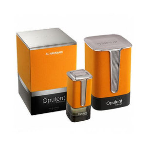 Opulent Saffron 100ml EDP Spray for Men by Al Haramain