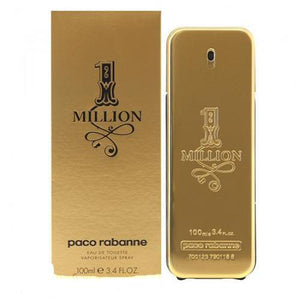 Paco One Million 100ml EDT Spray For Men By Paco Rabanne