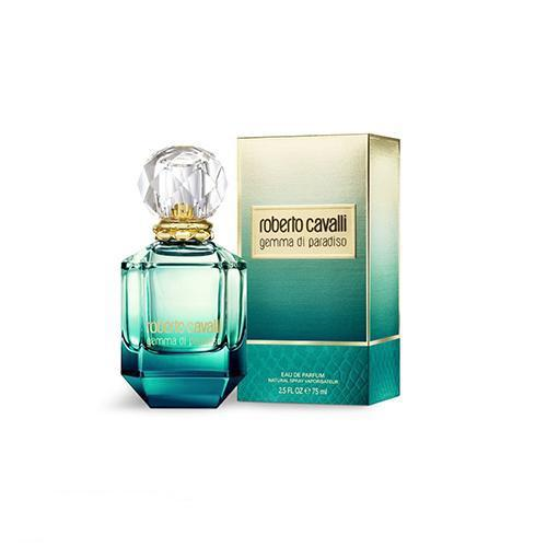 Paradiso Gemma 75ml EDP Spray For Unisex by Roberto Cavalli