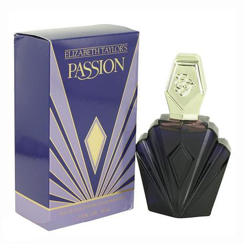 Passion 74ml EDT Spray For Women By Elizabeth Taylor