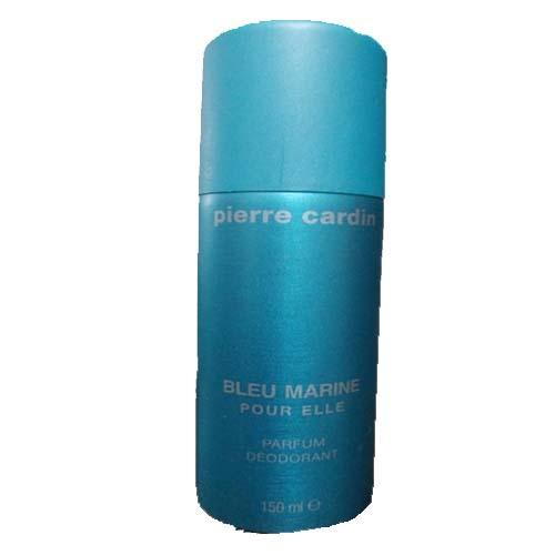 Pierre Cardin Bleu Marine 150ml Deo Spray  For Women By Pierre Cardin